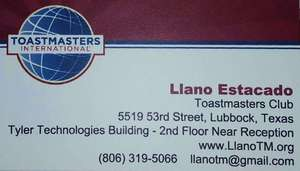 Incentives for 2015 16 district 23 toastmasters for Toastmasters business cards
